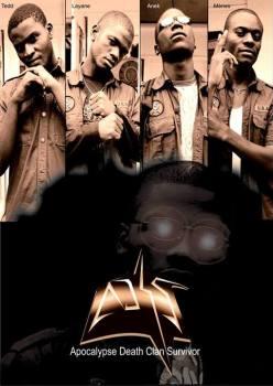 Grupo congoleño de hip hop ADCS