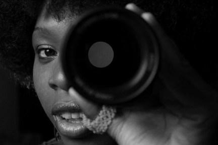 Jinna Mutune, realizadora y productora de cine keniana.