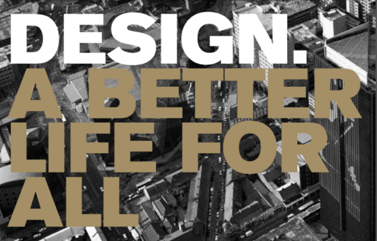 Design a better life for all