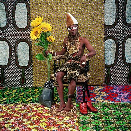 Samuel Fosso (Camerún)