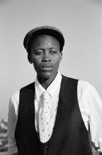 Dikeledi Sibanda, 2007 ('Faces and Phases'). Cortesía de Stevenson, Cape Town y Johannesburg. / ZANELE MUHOLI