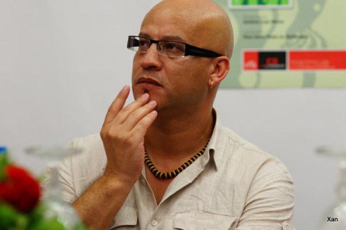 El escritor caboverdiano Joaquim Arena. Fuente: A Semana