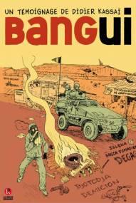 Portada del álbum de Didier Kassaï sobre la guerra en República Centroafricana