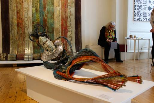 Adejoke Tugbiyele- October Gallery
