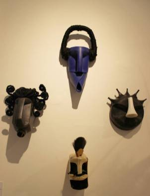Romuald Hazoumè - October Gallery