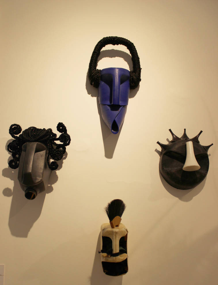 Romuald Hazoumè - October Gallery