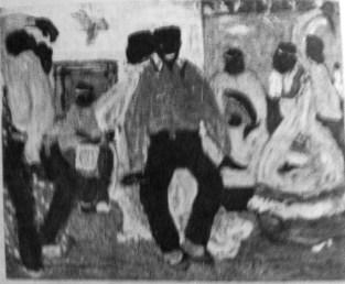 Martín Boneo - candombe. Extraído del libro El candombe de Rubén Carámbula