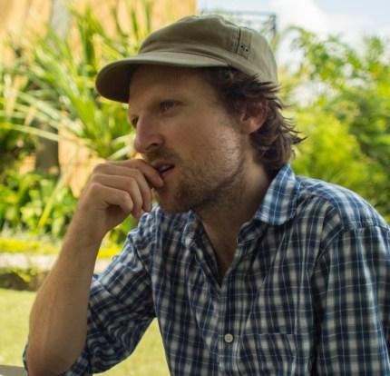 Orlando von Einsiedel, director del documental Virunga/ virungamovie.com