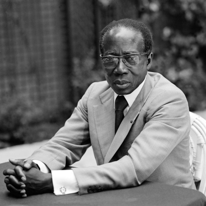 Léopold Sédar Senghor, padre de la independencia senegalesa (1906-2001)