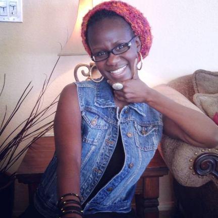 Lillian Butele Kelle, la autora de origen ugandés, afincada en Estados Unidos. Fuente: Web de la escritora