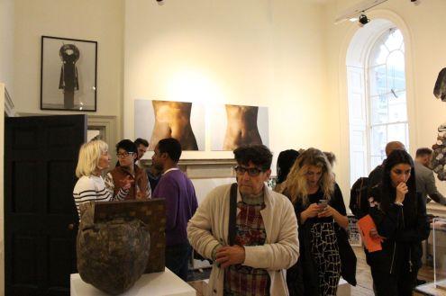 Ingrid Mwangi en Galerie Anne De Villepoix