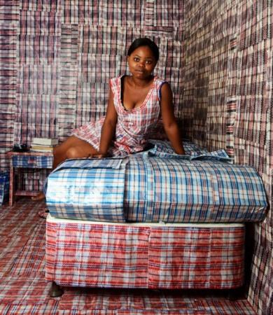 Fotografía perteneciente a la serie 'Unomgcana', de N.Nqaba / LagosPhoto Festival 2015