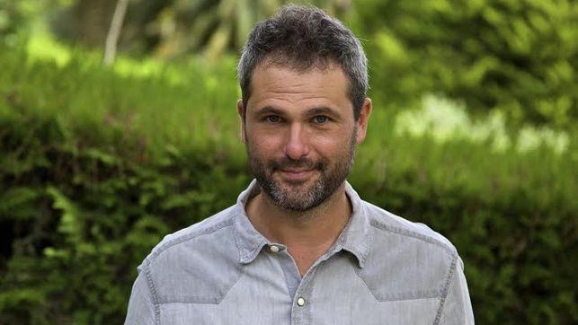 El periodista Xavier Aldekoa. Foto: Ediciones Península