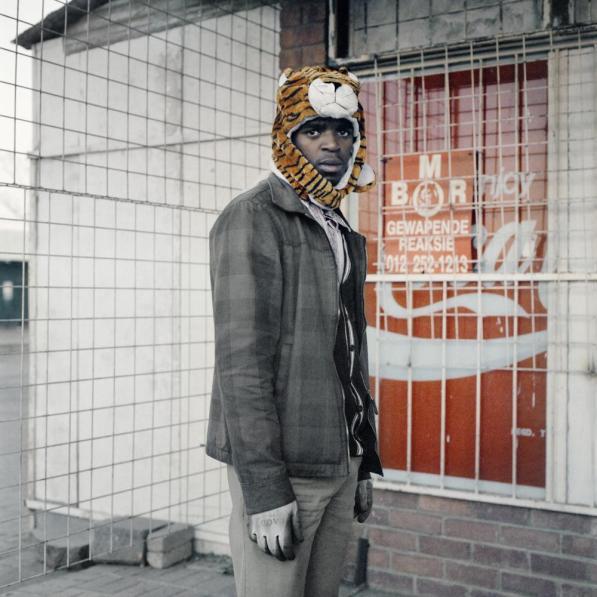 Thabiso Sekgala.