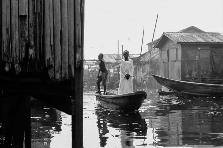 Una de las fotografías tomadas por T.Cole pertenecientes a su libro 'Cada día es del ladrón' (Acantilado ed.).-