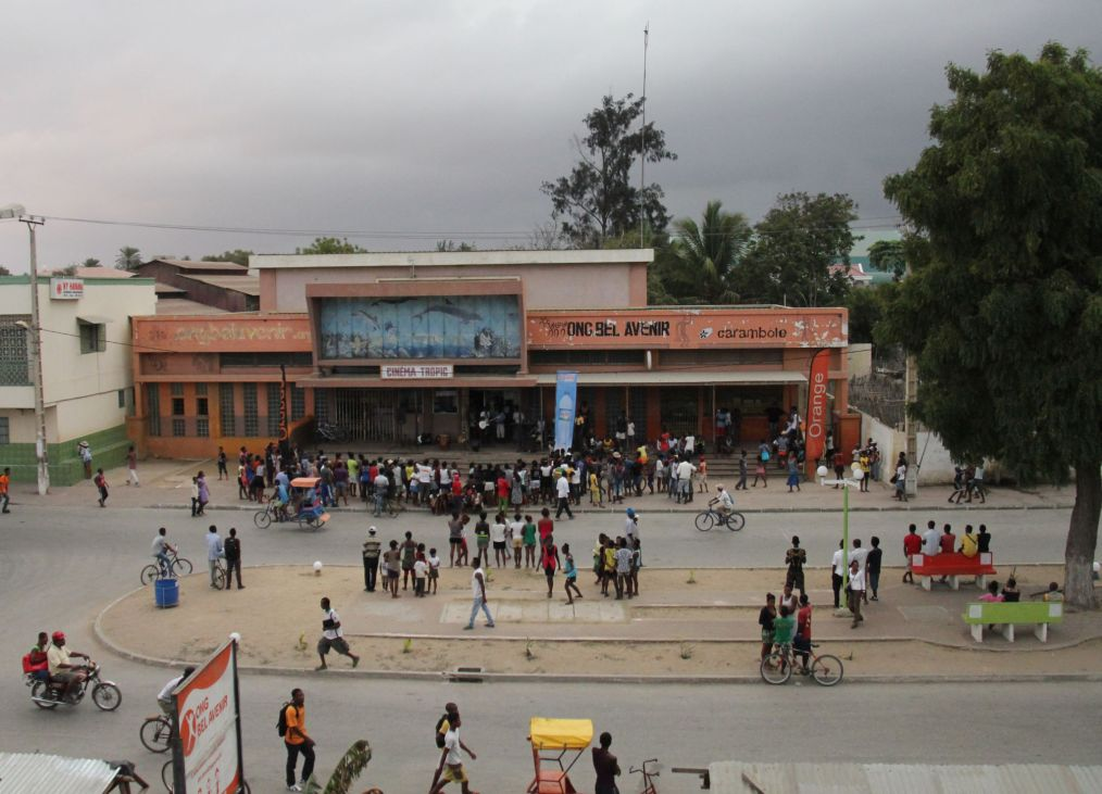 Cinema Tropic (CAM) - Foto: V.Anaya / Wiriko