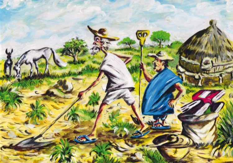 Mahamane Abdoulaye - El agricultor nómada