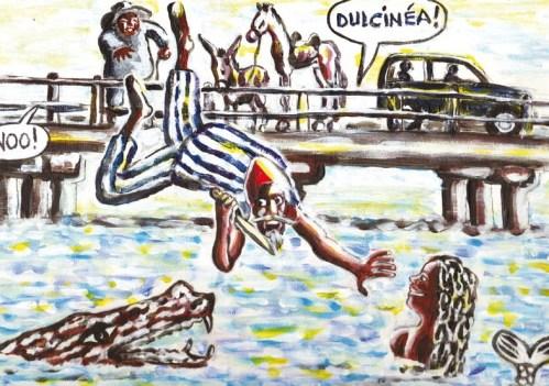 Sani Djibo - El sueño de Dulcinea