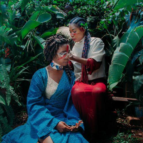 Marithe & Nikissi / Foto: Darlyne Komukama