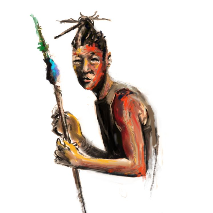 Holder. Nambowa Malua