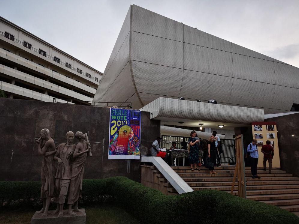 Paneles en el Teatro Nacional