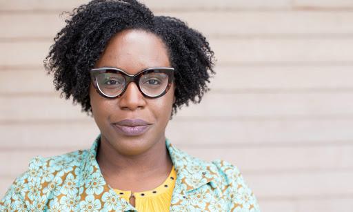 La escritora nigeriana, Lesley Nneka Arimah. Fuente: Quaderns Crema