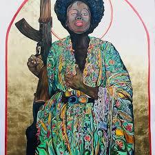 'Matriarchy', Ayanda Mabulu.-