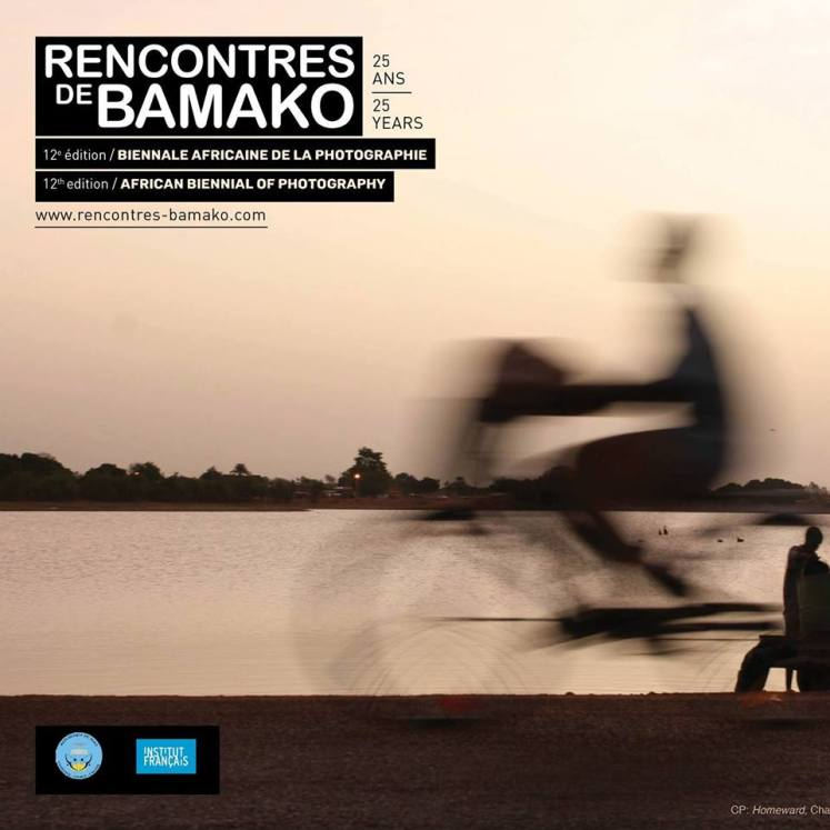 Cartel de la última edición de Rencontres de Bamako.-