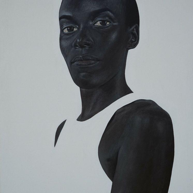 Sungi Mlengeya, Sara, 2020. Imagen cedida por la artista.