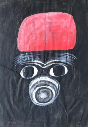 Tir-Ailleurs, de Alioune Diagne. Imagen cedida por el artista.