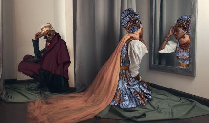 Fotografía de la serie 'Alter ego', de O.Obioma.