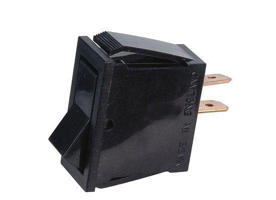 20 AMP @ 12 Volt SPST Illuminated Rectangular Rocker Switches