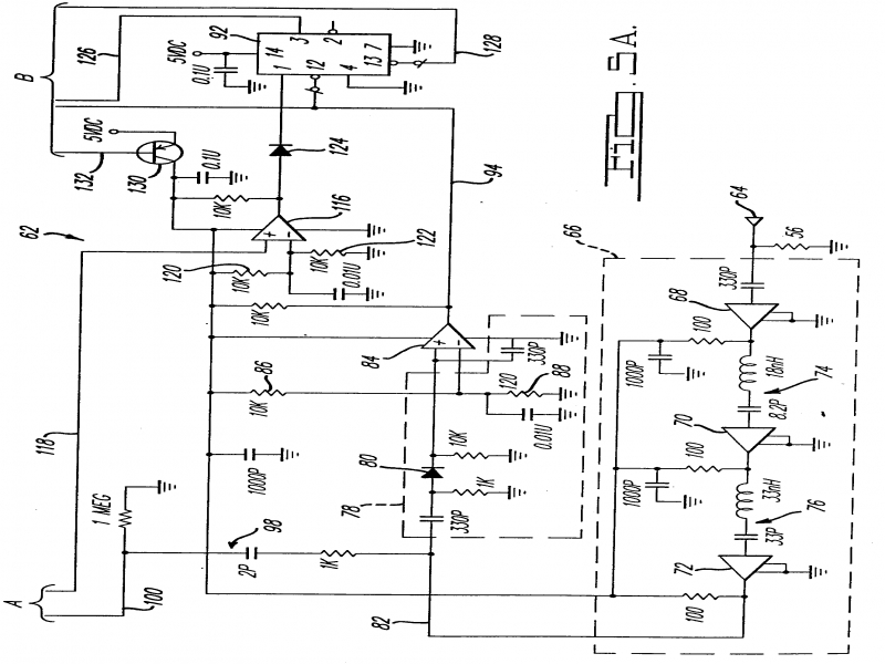Chamberlain Garage Door Opener Schematic
