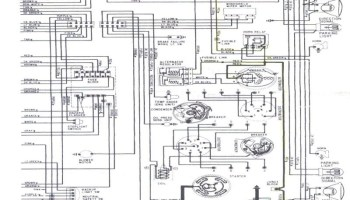 1970 Chevrolet Chevelle Wiring Diagram
