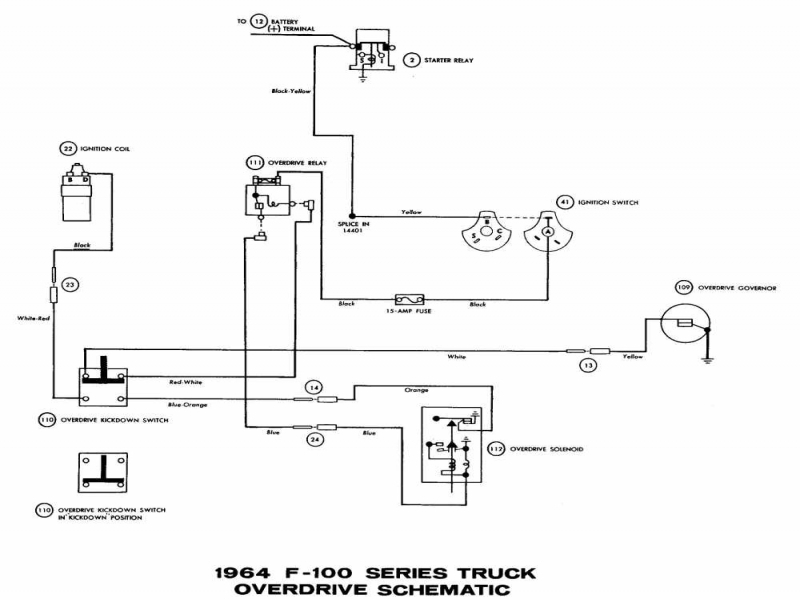 1956 Ford Ignition Coil Wiring Diagram  Wiring Forums