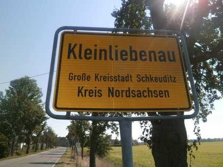 Lesung Kleinliebenau