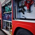 Land NRW übergibt Spezialfahrzeuge für Brand- und Katastrophenschutz