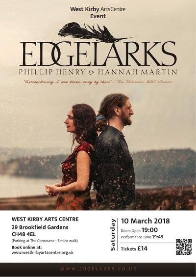 Edgelarks poster