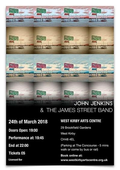 John Jenkins poster