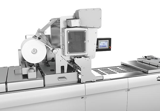 Mit dem DP 230 hat MULTIVAC Marking & Inspection das erste Modell einer neuen Generation von Foliendirektdrucker auf den Markt gebracht.