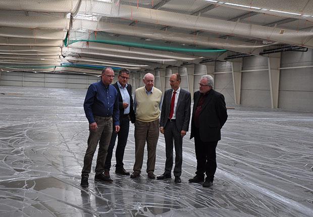 Die pante Möbelfabrik in Schledehausen hat sich in dem Wettbewerb der Möbelindustrie nicht nur behauptet, sondern ist kontinuierlich gewachsen.