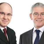 rechts: Christoph Lindinger