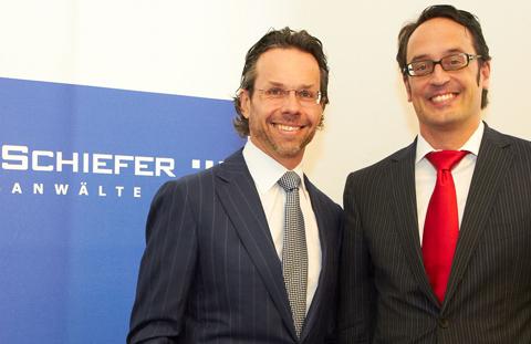 Stephan Heid und Martin Schiefer
