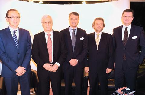Hon.-Prof. HR Dr. Hans Peter Lehofer, Univ.-Prof. Dr. Gerhart Holzinger, Hon.-Prof. DDr. Jörg Zehetner, Dr. Michael Sachs, Dr. Thomas Rabl