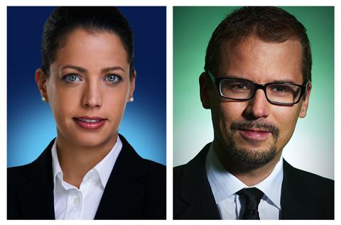 Petra Heindl und Wolfram Schachinger