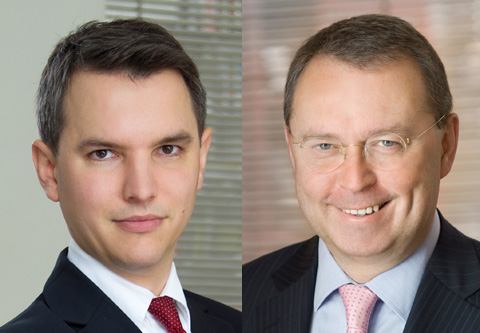 Markus Uitz und Michael Kutschera