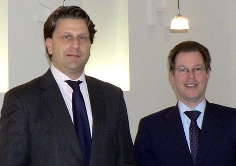 Mark Krenn und Johannes Aehrenthal