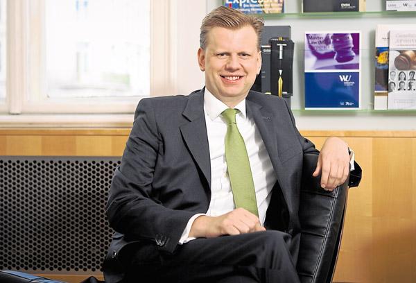 Clemens Hasenauer, Head of Department Corporate Transactions und Mitglied des Verwaltungsrates