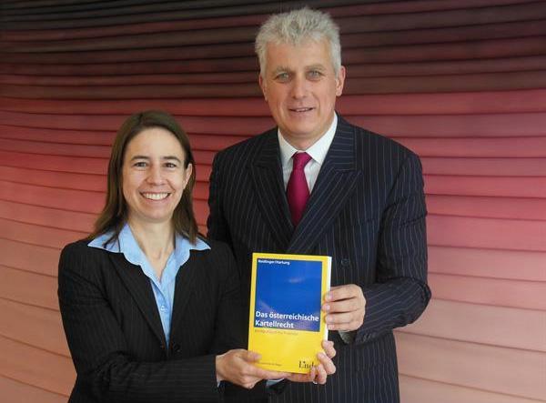 Das österreichische Kartellrecht von Axel Reidlinger (Freshfields Bruckhaus Derringer) und Isabella Hartung (Barnert Egermann Illigasch Rechtsanwälte GmbH)