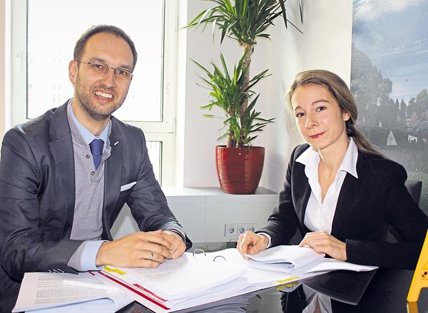 Felix Hörlsberger und Marguerita Sedrati-Müller sind Rechtsanwälte in den Bereichen Versicherungs- und Prozessrecht bei DORDA BRUGGER JORDIS